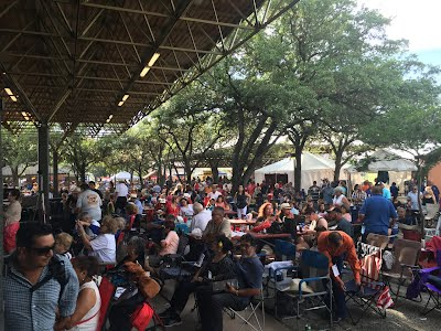 Allen Kyle and Night Owl Recording Mobile Recording San Antonio Conjunto Fest 2016_crowd