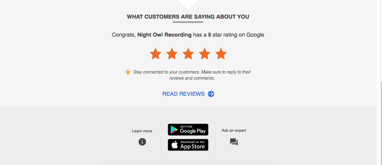 Night Owl Recording Austin Texas Website Reviews
